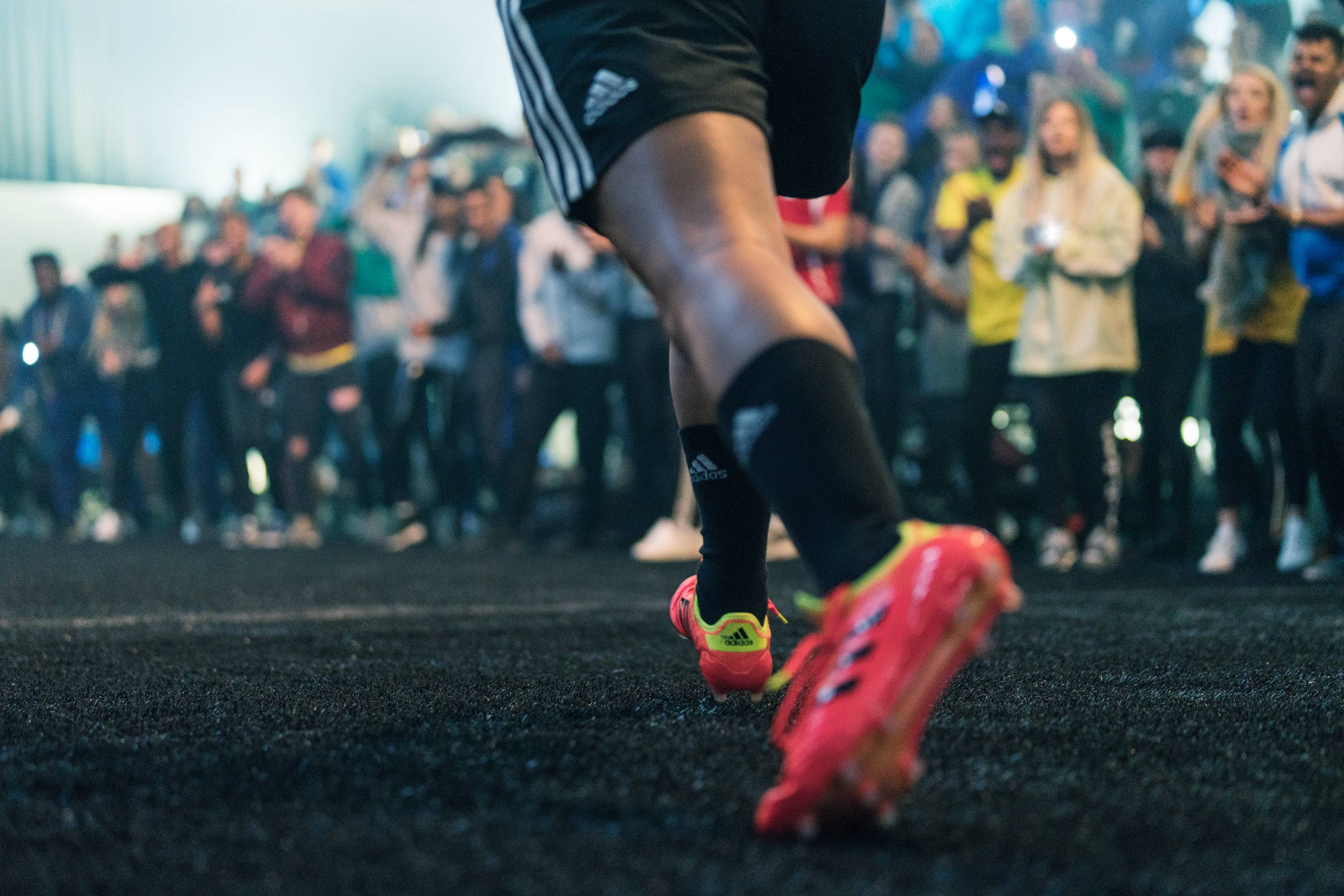 Adidas - Here to Create / Agency: Fiction