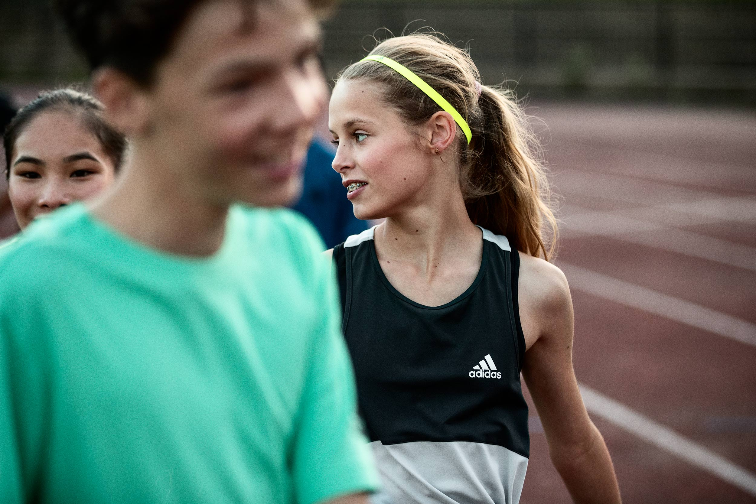 Adidas - Young Athletes / Agency: Fiction