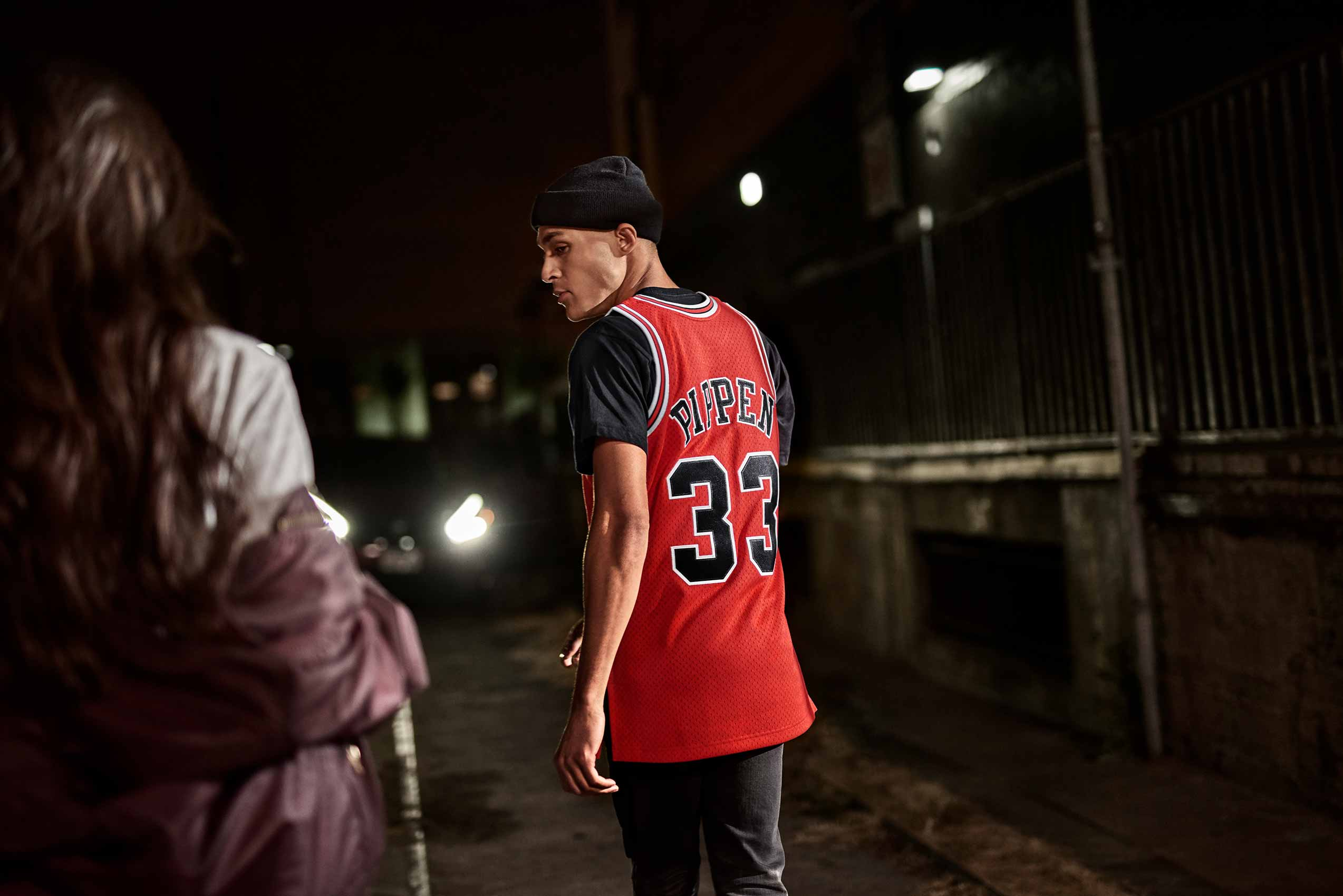 Mitchell & Ness Swingman / Agency:  Fiction